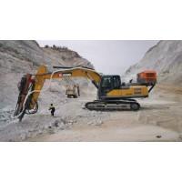 供应岩石钻裂一体机全液压挖改钻机劈裂器凿岩机矿山开采机械