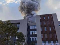 南航实验室爆炸致2死9伤 原因或与镁铝粉爆燃有关